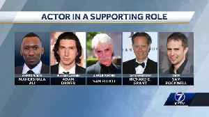 News video: Oscars preview - Best Supporting Actor