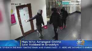Brooklyn Man Assaulted, Robbed During 'Let Go' Sale [Video]