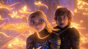 How To Train Your Dragon 3 On Fire At Box Office [Video]