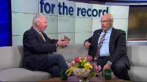 For the Record: UW-Platteville Chancellor Dennis J. Shields [Video]