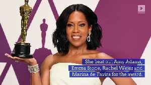 Regina King Wins Best Supporting Actress at 2019 Oscars [Video]