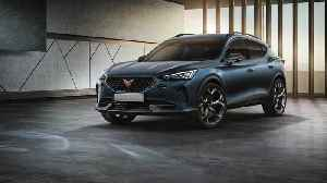 News video: Curtain up for the CUPRA Formentor