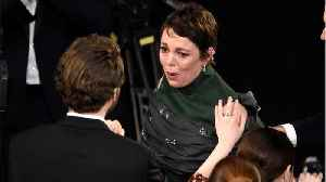 Olivia Colman Surprised At Her Oscar Win [Video]