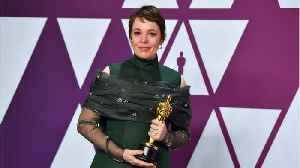 Olivia Colman Beats Glenn Close And Lady Gaga For Best Actress [Video]