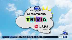 Weather trivia on Feb. 25: What year brought the most and least snow in March? [Video]