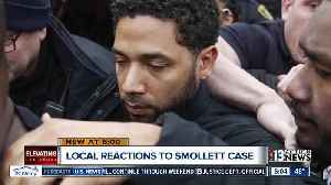 Local groups react to Jussie Smollett case [Video]