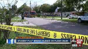 Deadly Winter Haven plane crash has homeowners worried it could happen again [Video]