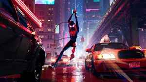 'Into The Spider-Verse' Wins Oscar For Best Animated Feature [Video]