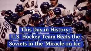 Remembering The Miracle On Ice [Video]