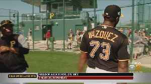 A Behind-The-Scenes Look At Spring Training With Pirates' Felipe Vazquez [Video]