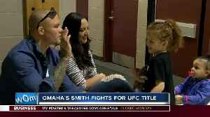 Family, UFC title focus for Anthony Smith [Video]