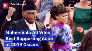 The Best Supporting Oscar Winner Is Mahershala Ali [Video]