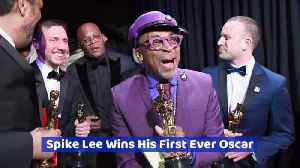 Spike Lee Finally Wins And Then Disses Trump [Video]