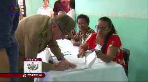 Former Cuba president Raul Castro casts vote in constitutional referendum [Video]