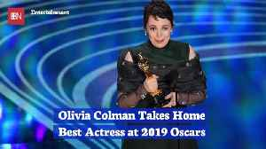 The Oscar Winner For Best Actress Is... [Video]