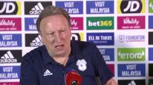 Warnock: Cardiff hit by bug [Video]