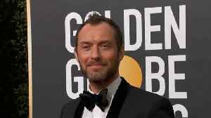 Jude Law reportedly to marry long-term girlfriend Phillipa Coan [Video]