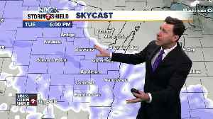 Michael Fish's winter weather forecast [Video]