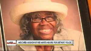 Detroit 911: Widowed grandmother waits hours for Detroit police [Video]