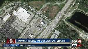 Michigan woman killed in crash on Collier Boulevard [Video]