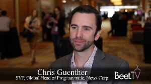 Publishers Need To Pool Readers' Identities: News Corp's Guenther [Video]