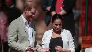 Meghan, Harry Start Whirlwind Morocco Tour [Video]