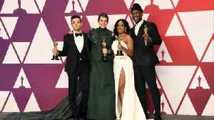 2019 Oscars Honor Record-Breaking Number of Black Artists [Video]