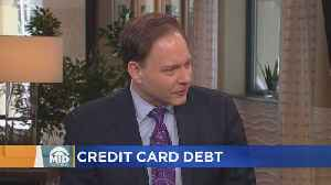 Many Americans Continue To Keep Holding On To Credit Card Debt [Video]