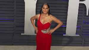 Right Now: Tracee Ellis Ross 2019 Vanity Fair Oscars party [Video]
