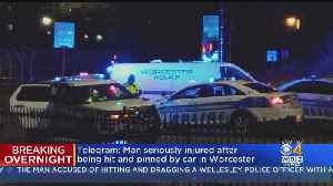 Man Loses Legs After Being Hit By Accused Drunk Driver In Worcester [Video]