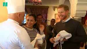 Harry And Meghan In Morocco [Video]