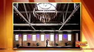 A Modern and Industrial Venue for Your Big Day [Video]