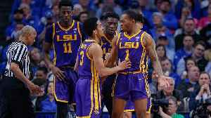 March Madness Preview: LSU Will Be a Trendy Final Four Pick [Video]