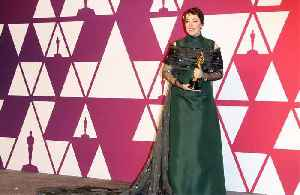 David Mitchell praises Olivia Colman for 'amazing' Oscar win [Video]