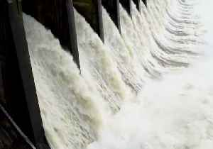 Millions of Gallons Of Water Rush From Wilson Dam After Heavy Rain in Tennessee Valley [Video]