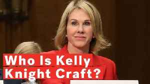 News video: Kelly Knight Craft Nominated Be The Next US Ambassador To The United Nations