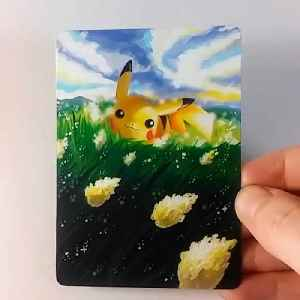 Artist transforms Pokémon cards into masterful works of art [Video]
