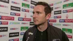 Lampard wants more work from Rams [Video]