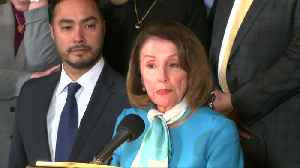 News video: Trump's 'power grab' violates founders' vision: Pelosi