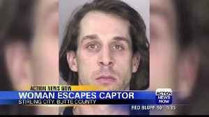 Woman escapes after being held captive by ex-boyfriend [Video]