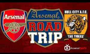 Road Trip To The Emirates Arsenal V Hull City FA Cup [Video]