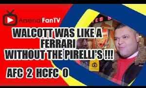 Walcott Was Like A Ferrari Without The Pirelli's !!! - Arsenal 2 Hull City 0 [Video]