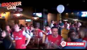 Calgary Gooners Celebrate The FA Cup Victory In Canada [Video]