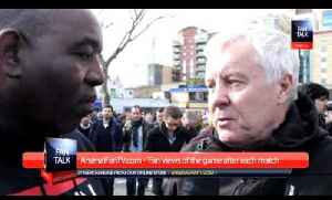 Chelsea 6 Arsenal 0 - Chelsea Fans Want Wenger To Stay [Video]