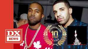 Drake Praises Kanye West As So Far Gone Mixtape Hits Streaming Services For 1st Time [Video]