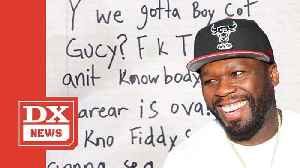50 Cent Trolls Floyd Mayweather With Illiterate Instagram Shade Following T.I.'s Diss Song [Video]