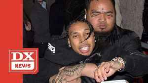Tyga Gets Completely Manhandled Out Of Floyd Mayweather's Birthday Party [Video]