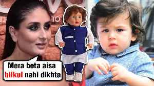 Kareena Kapoor ANGRY REACTION On Taimur Ali Khan DOLL | Koffee With Karan Season 6 [Video]