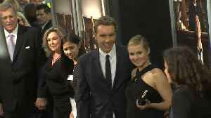 Kristen Bell and Dax Shepard launch plant-based baby product line [Video]