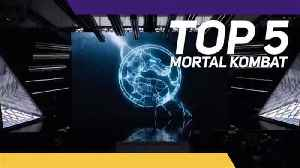 New release means new top 5, this week it's Mortal Kombat [Video]